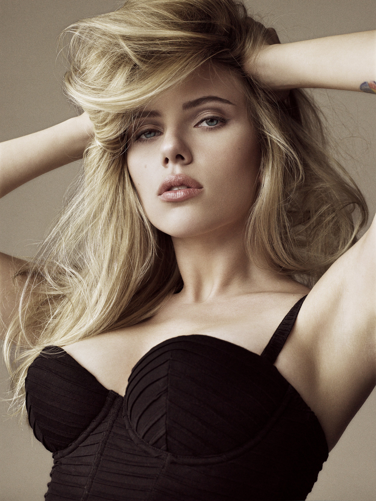 Beautiful-And-Sexy-Scarlett-Johansson Scarlett Johansson is the highest paid actress in 2018