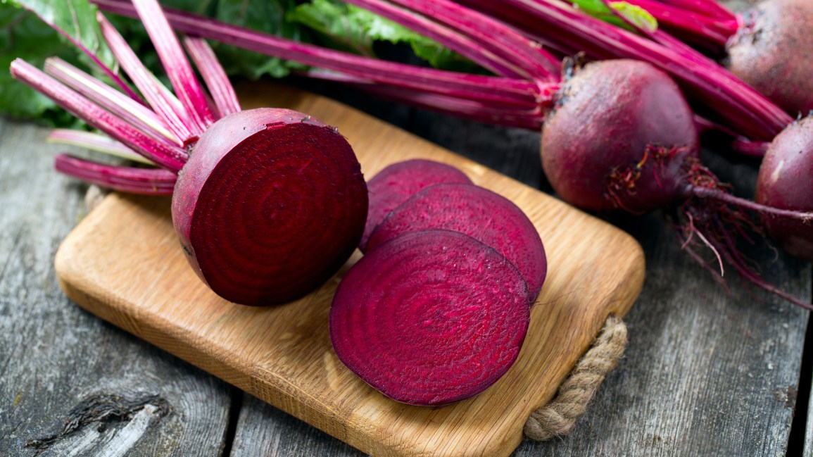 Beetroots The vegetables should not be overcooked.  %Post Title, %Image Name