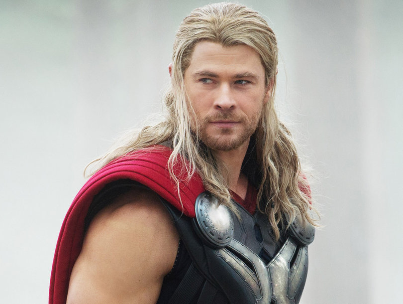Chris-Hemsworth-2 Chris Hemsworth ran out of money, indebted before taking Thor's role