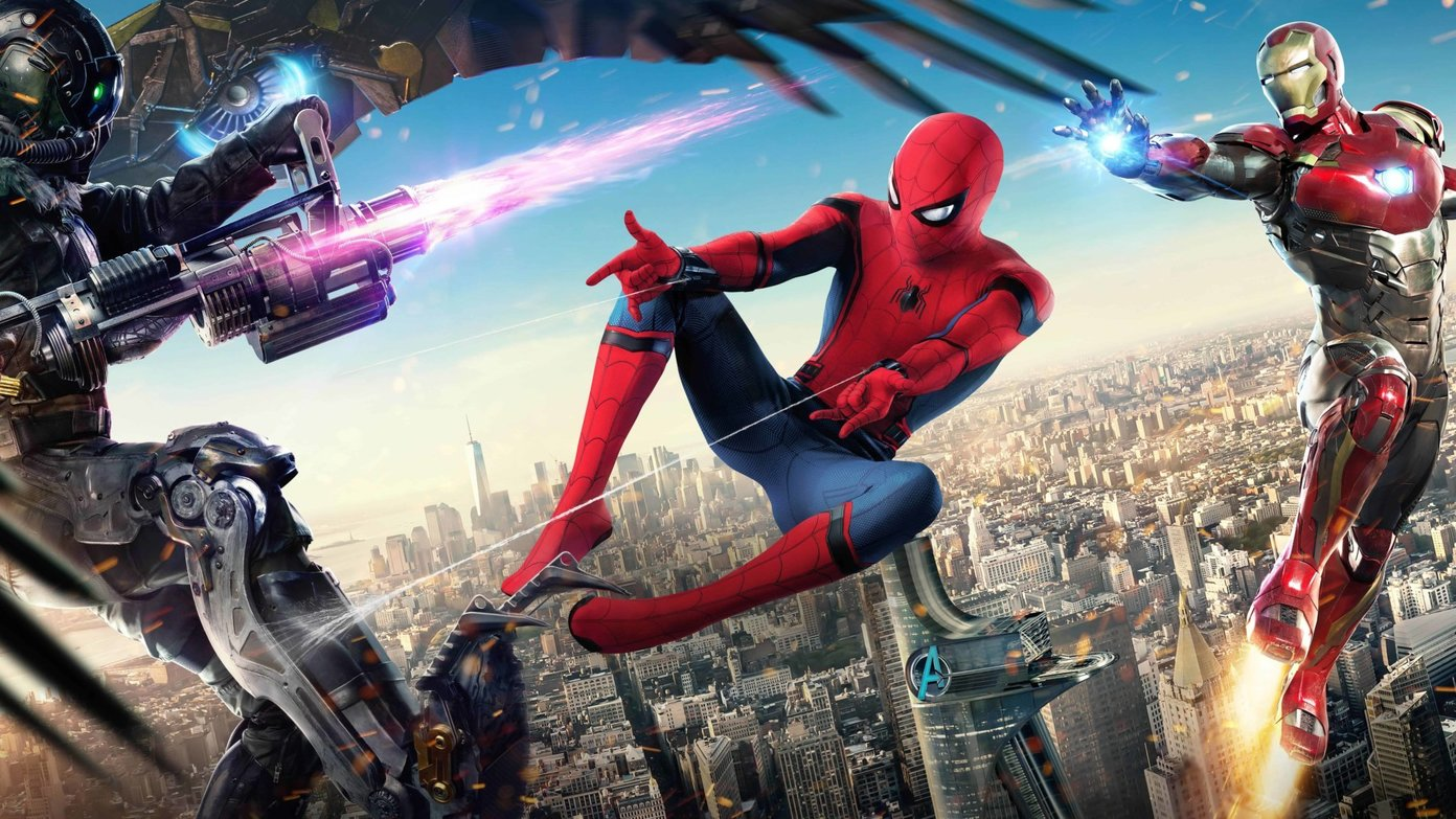 Cool Spider Man Far From Home Marvel release the ' Spider Man far from home ' early in China.