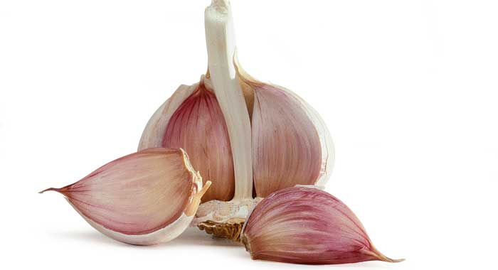 Garlic The vegetables should not be overcooked.  %Post Title, %Image Name