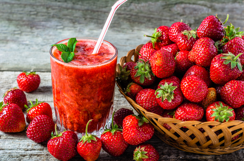How-good-is-strawberry-3 How to treat depression with foods?