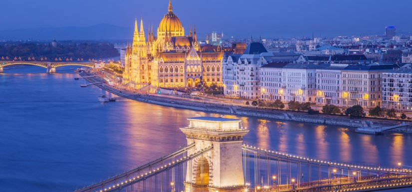 Hungary Top 10 countries that travelers can survive the longest with a budget of 700 USD.