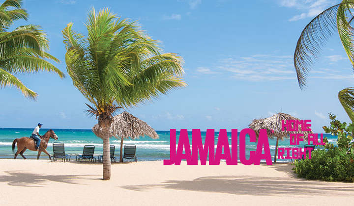Jamaica Top 10 countries that travelers can survive the longest with a budget of 700 USD.