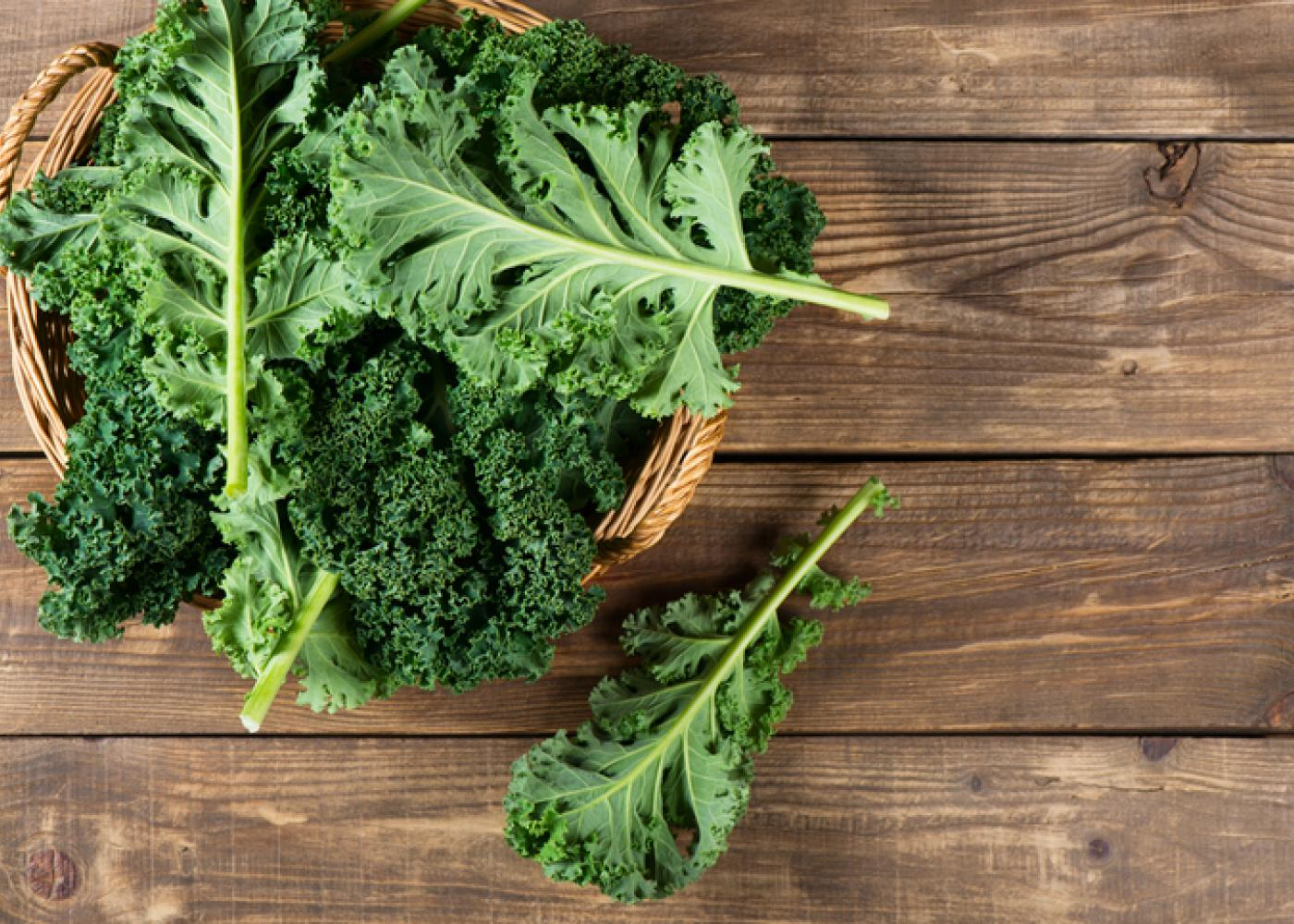 Kale How to treat depression with foods?