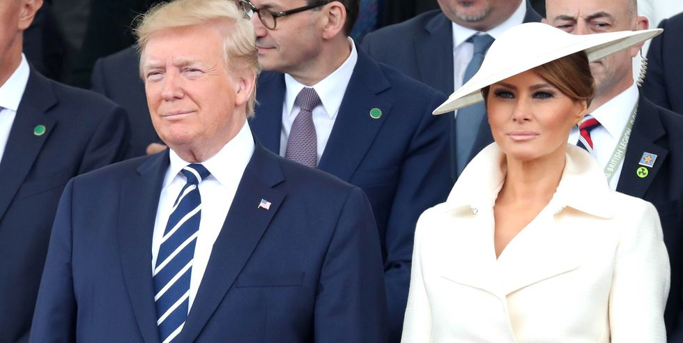 Melania-Trump-4 Cloud computing could be Alibaba's next big goal.