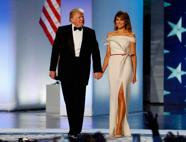Melania-Trump-6 Cloud computing could be Alibaba's next big goal.