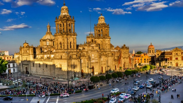 Mexico Top 10 countries that travelers can survive the longest with a budget of 700 USD.