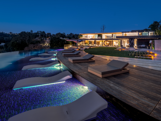 The-most-expensive-villa-in-Los-Angeles-7 The most expensive villa in Los Angeles