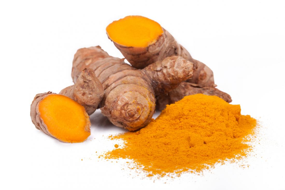 Turmeric Tips for reducing pesticides in vegetables.
