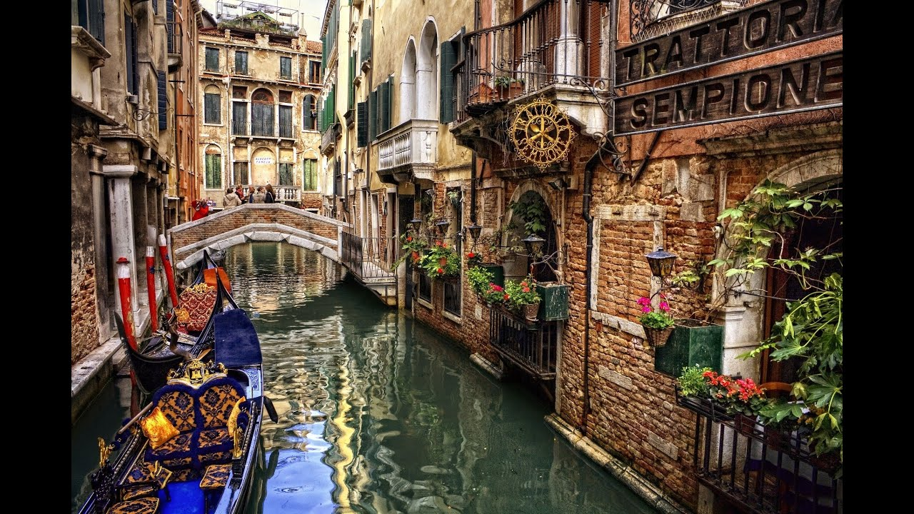 Venetian-City Top 10 most beautiful waterfalls on the planet.