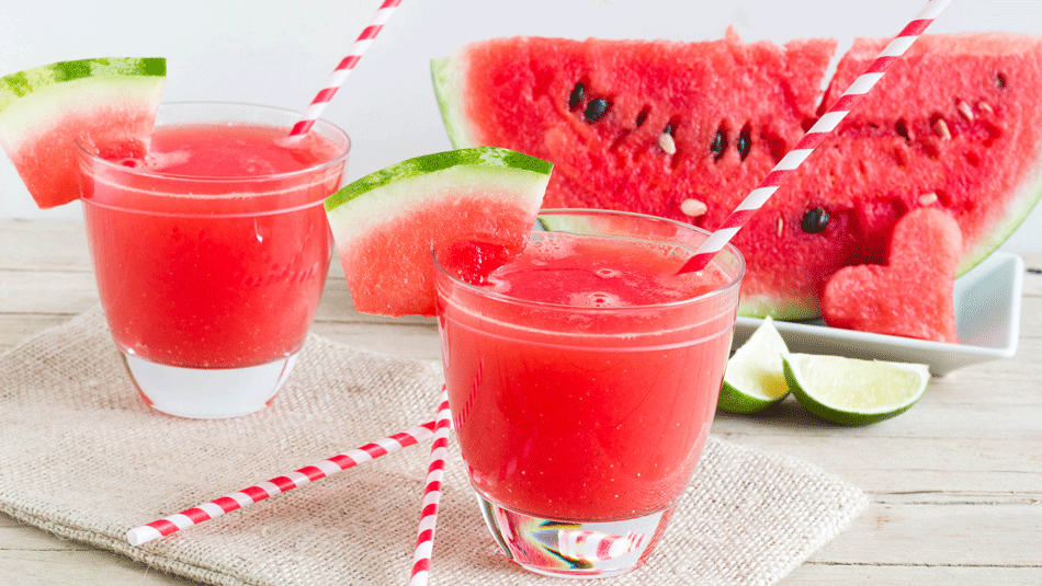 Watermelon-Mint-Lime Antioxidant rich fruit juices help prevent cancer.  %Post Title, %Image Name