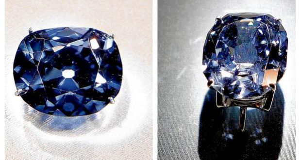 Wittelsbach-Graff-Diamond Top 10 most beautiful diamonds in the world.