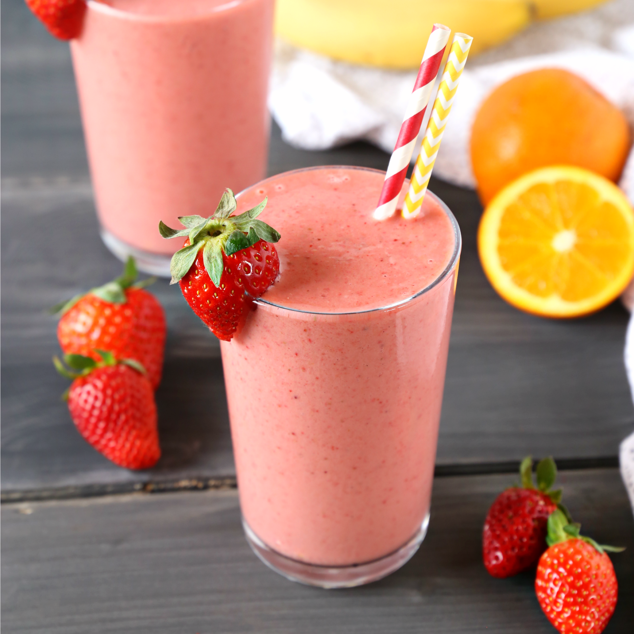 strawberry-orange Antioxidant rich fruit juices help prevent cancer.  %Post Title, %Image Name