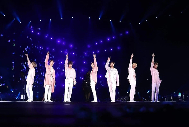 Love-Yourself-Speak-Yourself-3 'Love Yourself: Speak Yourself' Tour: BTS earns hundreds of millions of dollars.
