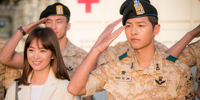 Song-Hye-Kyo-and-Song-Joong-Ki The 12 seriously things affected people due to climate change.