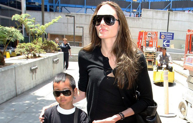 Maddox-and-Jolie Maddox is the only person chosen by Angelina Jolie to entrust the entire property.