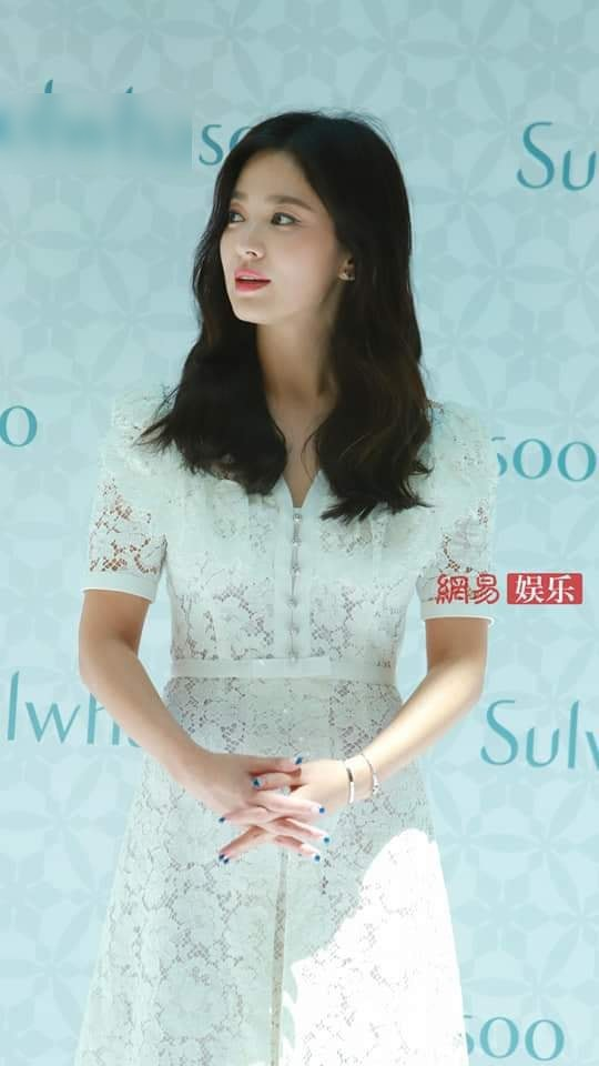 "Song-Hye-Kyo-1 Song Hye Kyo was ""terrorized"" after her bold style changes."
