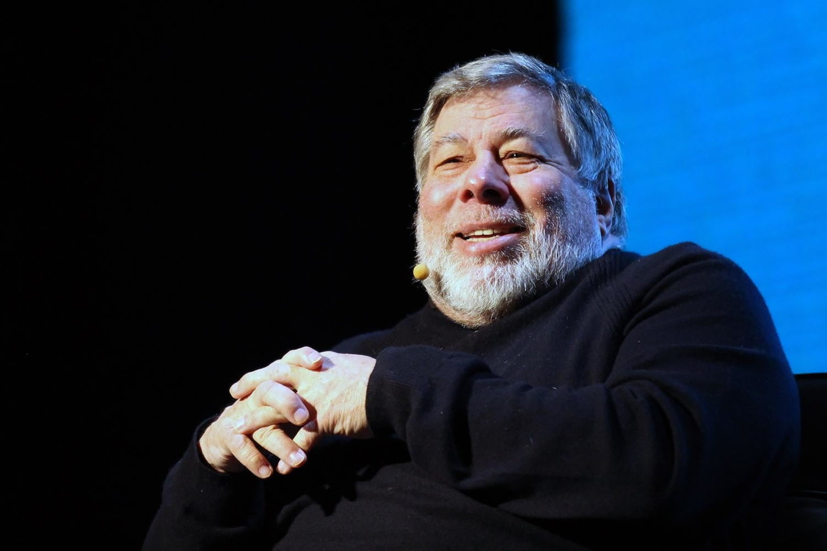 Wozniak A series of strange inventions like stepping out of fiction.