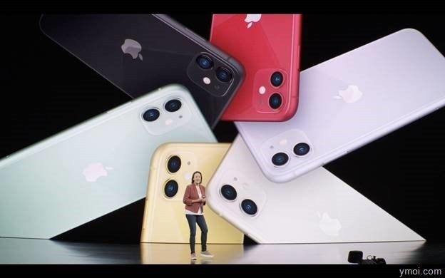 clip_image002-1 Apple launches iPhone 11 with no different from rumors.
